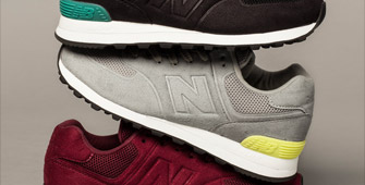 New Balance trainers – schuh email