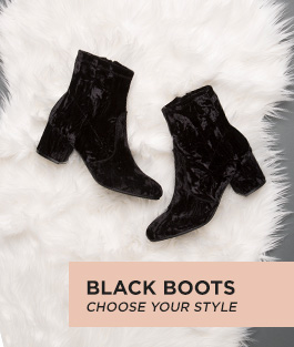 shop our full range of women's black boots including the opposites attract at schuh