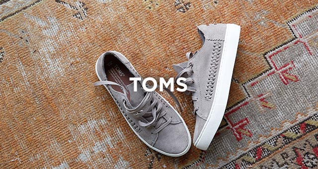 shop the full range of womens, mens & kids toms shoes at schuh
