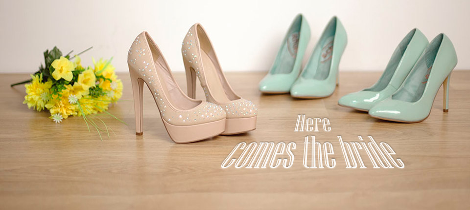 View Wedding Shoes