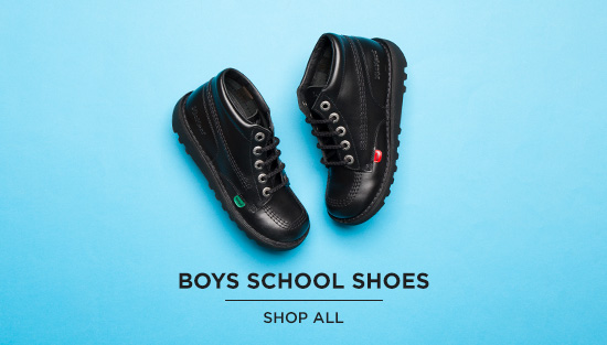 shop our full range of boys school shoes including the kick hi from kickers at schuh