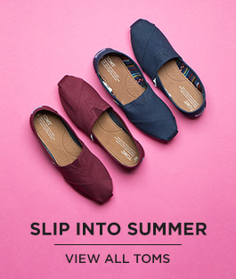 shop all toms shoes and sandals at schuh