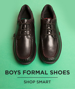 shop our full range of boy's formal school shoes from kickers and more at schuh