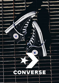 shop the full collection of men's, women's & kids' converse trainers at schuh