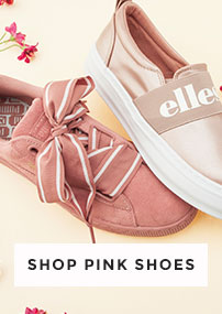 shop our full range of women's pink shoes from ellesse, puma and more at schuh