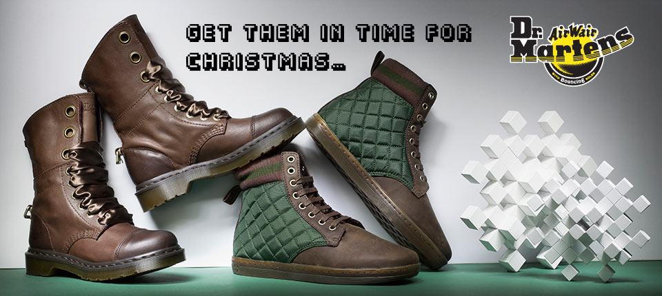 view all Dr Martens boots at schuh >>