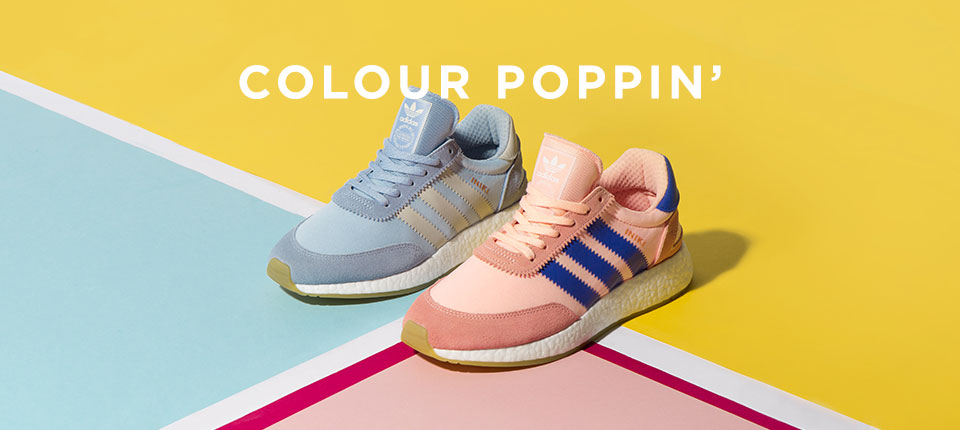 shop men's and women's adidas trainers including the iniki at schuh >>