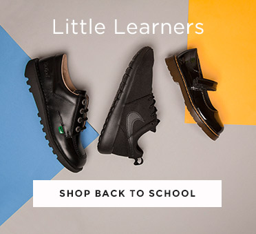 shop boys and girls back to school shoes at schuh from Kickers, Nike, Dr Martens & more
