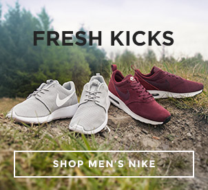 shop mens nike trainers including the tavas and roshe one at schuh