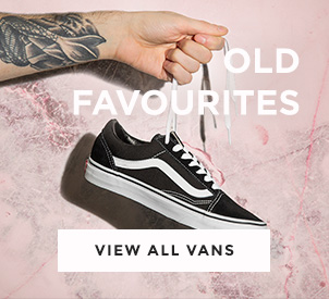 shop men's, women's and kids vans trainers including the old skool at schuh