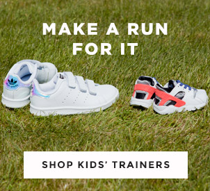 shop kids white adidas stan smith and nike huarache trainers at schuh