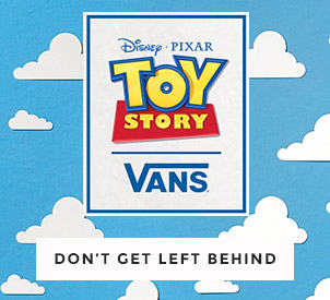 shop mens, womens & kidsvans toy story trainers at schuh