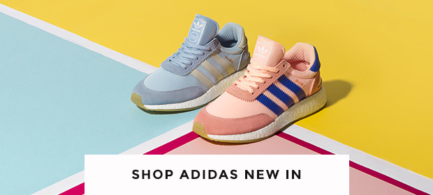 shop men's and women's adidas trainers, including the adidas iniki at schuh