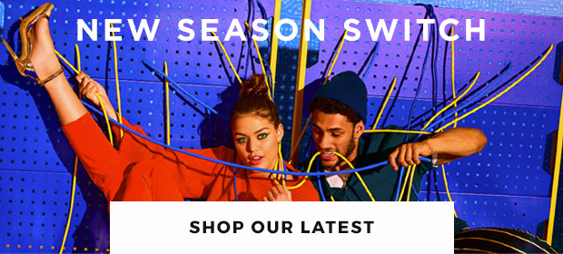 shop our newest range for A/W '17 and get new season ready with styles for men and women at schuh
