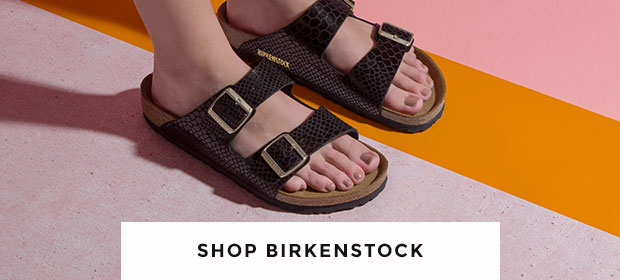 shop our range of men's, women's and kids' birkenstock sandals including the arizona at schuh