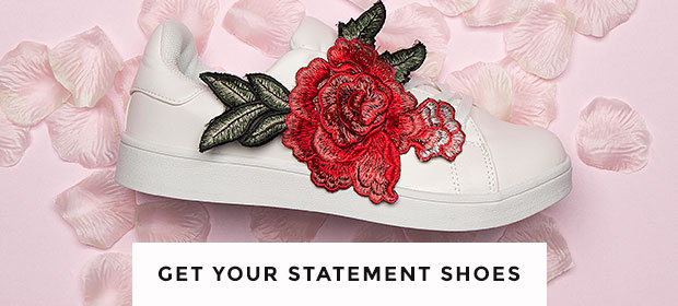 shop our full range of women's statement shoes including the damask trainer from schuh