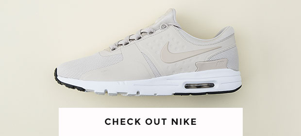 shop men's, women's and kids nike including the air max zero at schuh
