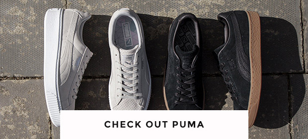 shop our full range of puma for men, women and kids including the suede classic and platform at schuh