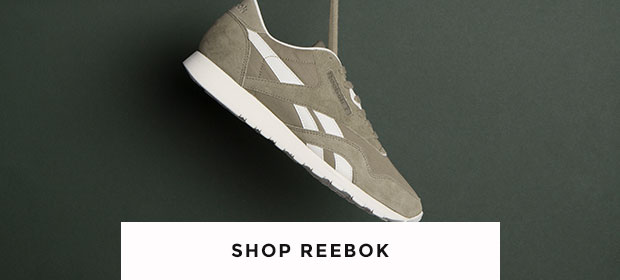 shop our range of men's, women's and kid's reebok including the classic nylon at schuh