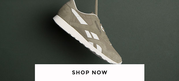 shop men's, women's & kids reebok trainers at schuh