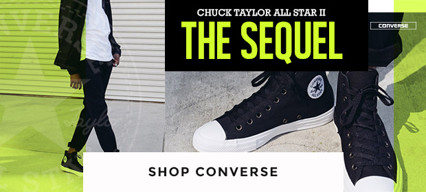 shop mens, womens and kids converse trainers, including the chuck taylor II at schuh