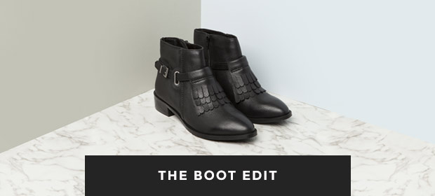 THE BOOT EDIT