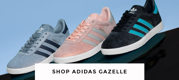 shop all adidas Gazelle trainers at schuh