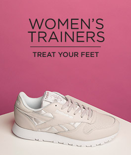 checkout our holiday shop at schuh and shop our range of women's trainers