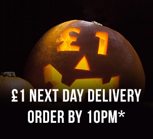 get £1 next day delivery!