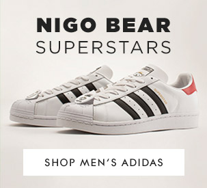 shop men's adidas superstar including nigobear superstar at schuh
