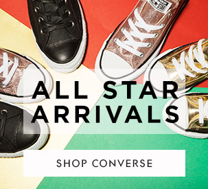 Shop men's and women's and kids converse at schuh