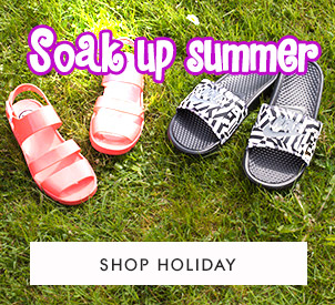 holiday shop at schuh