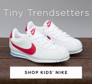 shop kids trainers at schuh from Nike and more