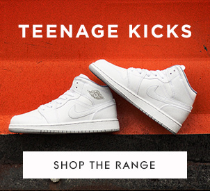 shop kids teenage sizes at schuh including Nike Jordan trainers