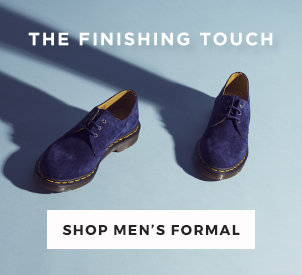 shop our range of men's formal shoes, including dr martens and more at schuh