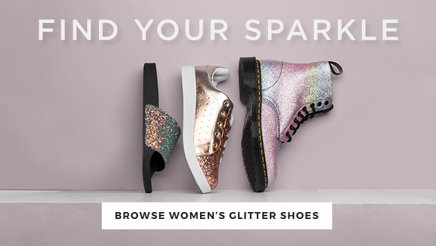 shop our range of glitter shoes, from our very own schuh collection, dr martens & more