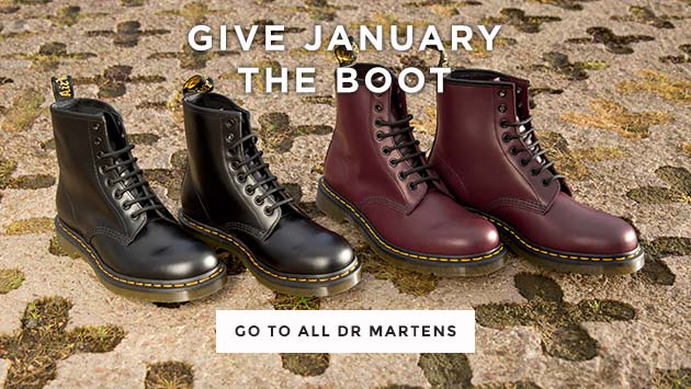 shop all mens and womens Dr Martens boots at schuh
