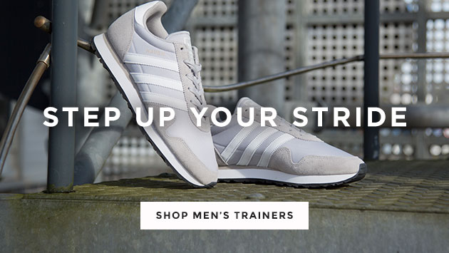 shop men's trainers from big brands like adidas and more at schuh