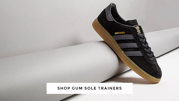 shop men's & women's gum sole trainers and shoes from brands like adidas and more at schuh
