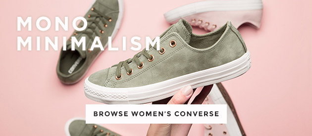 shop our full range of women's converse including the all star nubuck ox at schuh