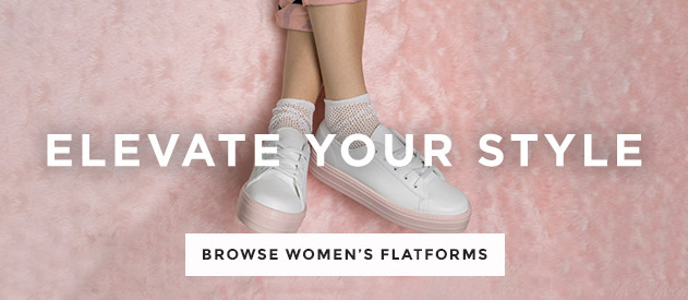 shop womens flatforms including the creep platform II at schuh