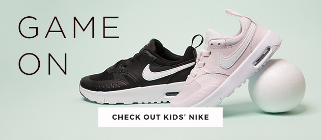 shop our full range of kids' nike trainers including the air max vision at schuh