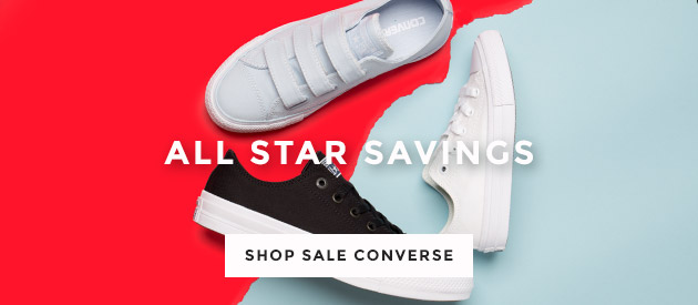 Shop mens, womens and kids sale converse and grab yourself a bargain at schuh