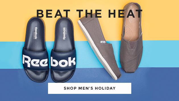 browse our full range of men's holiday shop with styles from reebok, toms and more at schuh