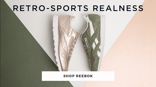 shop our full range of reebok for men, women and kids including the classic at schuh