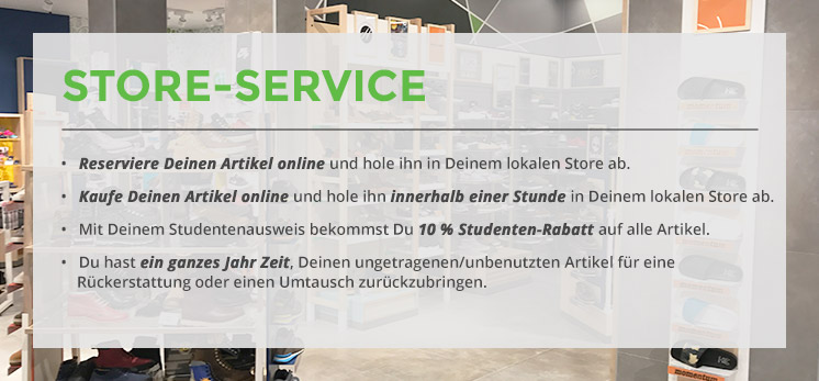 In-Store Services