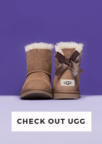 shop our full range of kids' ugg including the mini bailey bow II at schuh