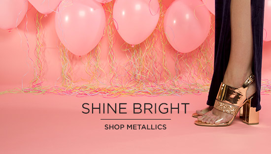 shop all womens metallic high heels and shoes at schuh