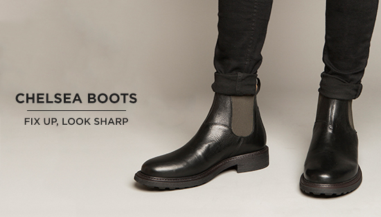shop our range of men's chelsea boots from brands like base london and more at schuh