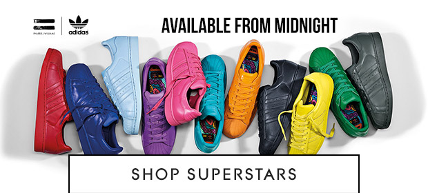 adidas Supercolor Midnight launch